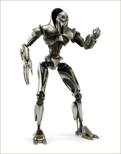 New Caprica Cylon Action Figure