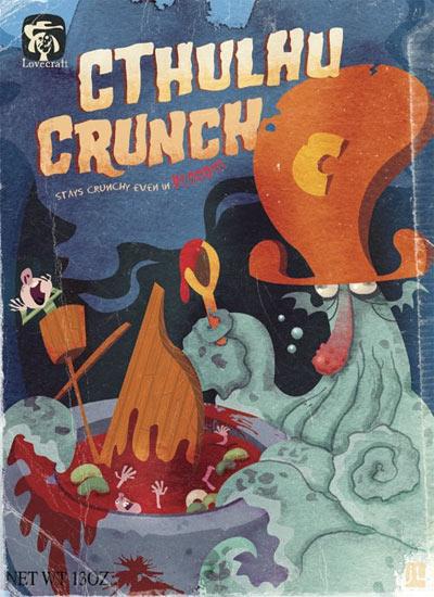 Cthulhu Crunch by Jorge Lacera