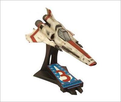 Battlestar Galactica: Mark II Viper Statue