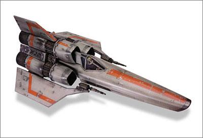 Battlestar Galactica Viper Model Kit
