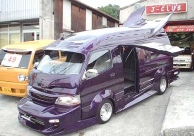 Japanese Gangster Car Mods