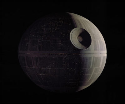 The Death Star in Your Living Room!