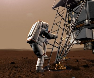 A manned mission to mars essay