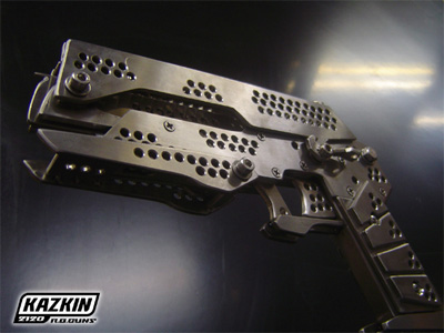 пистолет будущего