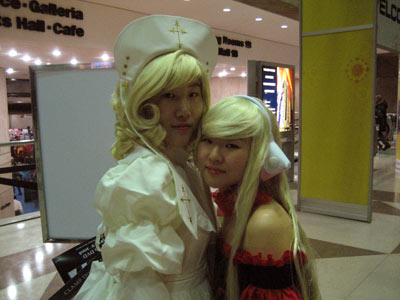 New York Anime Festival: Cosplay - December 7, 2007 - Chobits
