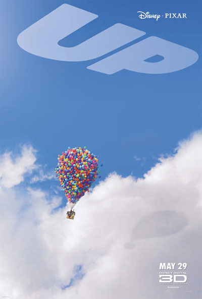 Poster for the Pixar film up