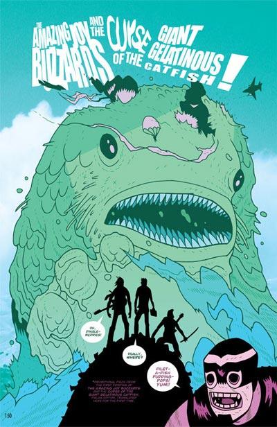 Popgun, Vol. 1 - Image Comics