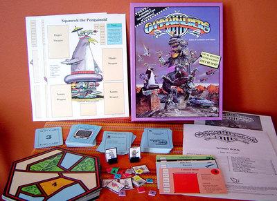 Retro Sci-Fi Games: Gammarauders