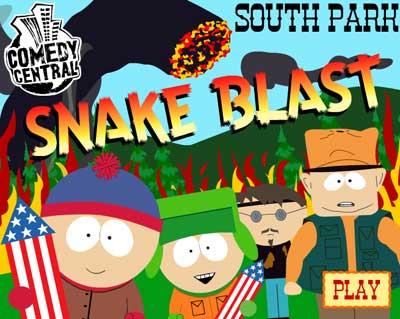 2 Juegos de South Park en Flash