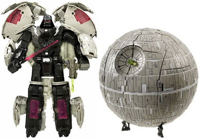 Hasbro Star Wars Transformer Deluxe Death Star