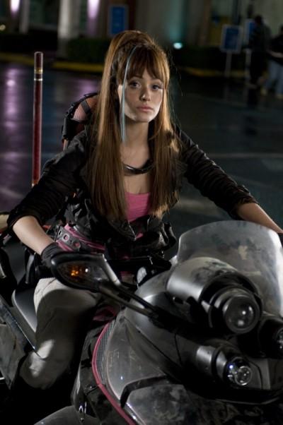 Dragonball film - Emmy Rossum (Bulma):