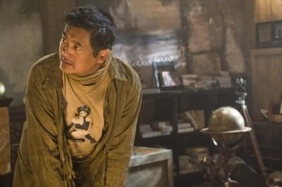 Dragonball film - Chow Yun-Fat (Master Roshi)