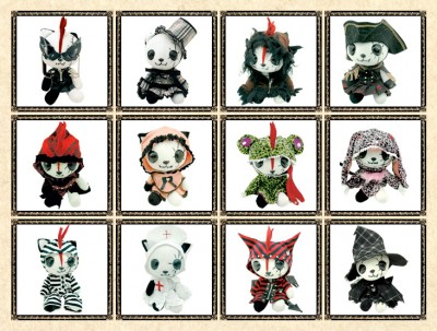 Hangry & Angry Merchandise - Dolls