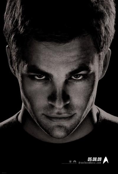 Kirk Character Poster for Star Trek XI - 2009