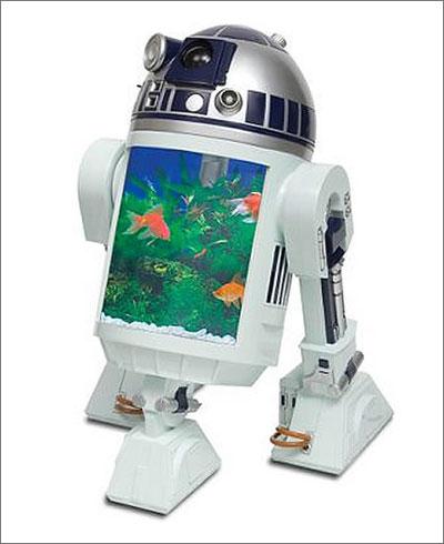 The R2-D2 Aquarium