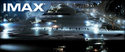 Star Trek XI in IMAX