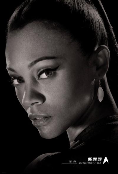 Star trek XI Poster: Uhura