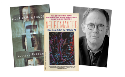 William Gibson, Science Fiction author
