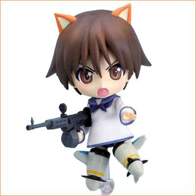 Yoshika Miyafuji Nendoroid Figure