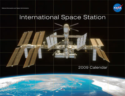 international space station pictures. The 2009 International Space
