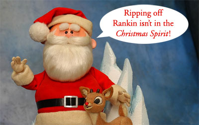 Rudolph the Red-Nosed Reindeer: Hollywood rips off Arthur Rankin