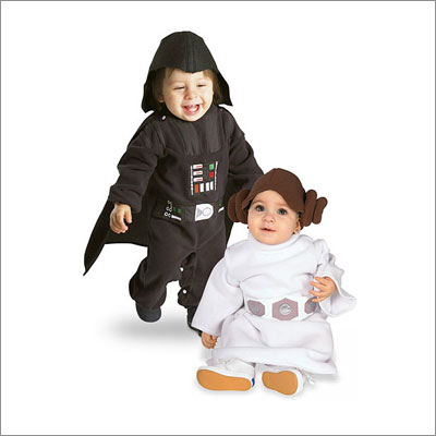 Little Star Wars Costumes