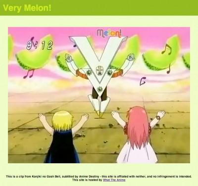 Very Melon! The Latest Anime Internet Meme