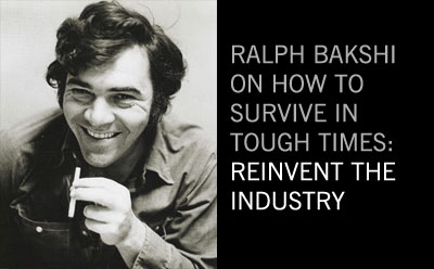 Ralph Bakshi: Surviving In Tough Times