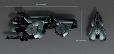 Ghostbusters III: Prop Design