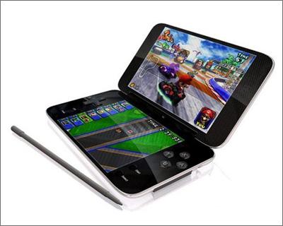 A Mockup for the Nintendo DS v2