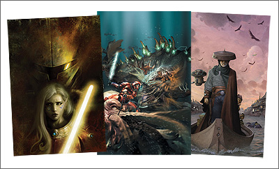 Star Wars comic book covers: Good enough to be posters!