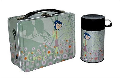 Coraline Pastel Lunchbox