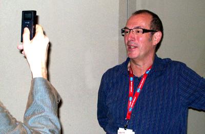 Dave Gibbons at NYCC 2008
