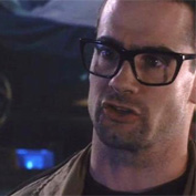 Henry Rollins in Johnny Mnemonic