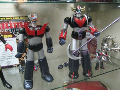 Mazinger Z and Grendizer: PBM Express USA LLC