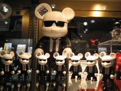 Toy2R: Toy Fair 2009 - Reservoir Dogs Qee Series