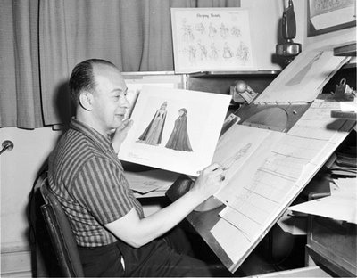 Marc Davis: One of Disney's Nine Old Men