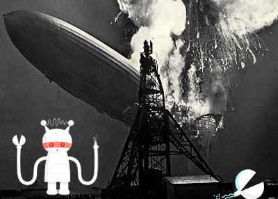 Twitter: Something is Technically Wrong — Hindenburg 1937 Edition