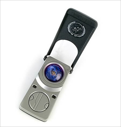 Star Trek Movie Electronic Communicator
