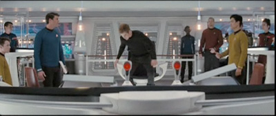 Third Star Trek XI Trailer: Kirk takes the helm!
