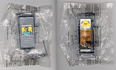 Star Trek Video Communicator: Star Trek Happy Meal Toy