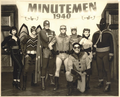 Watchmen: Minutemen 1940 Photograph