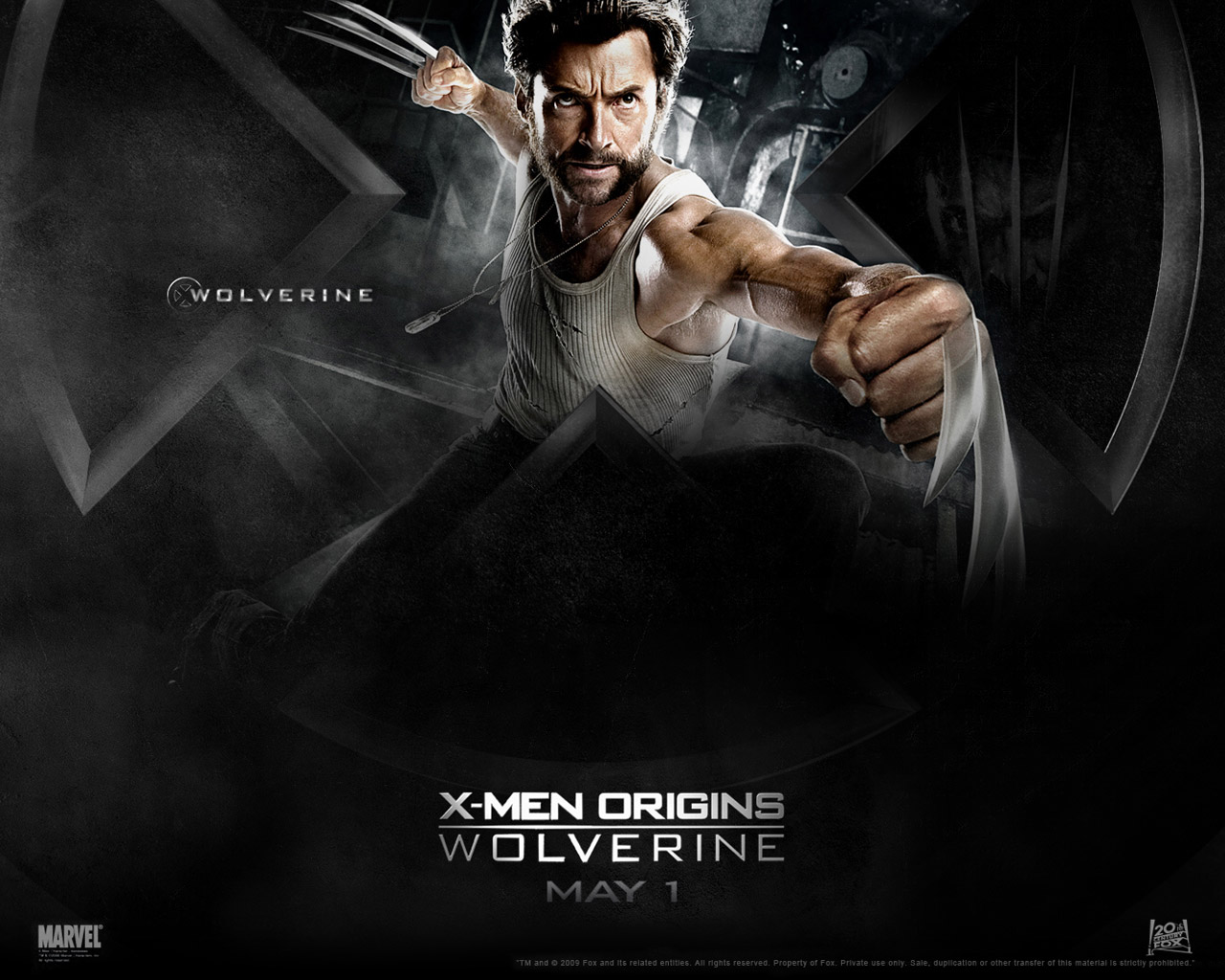 latest xmen origins wolverine trailer ooh it�s shiny