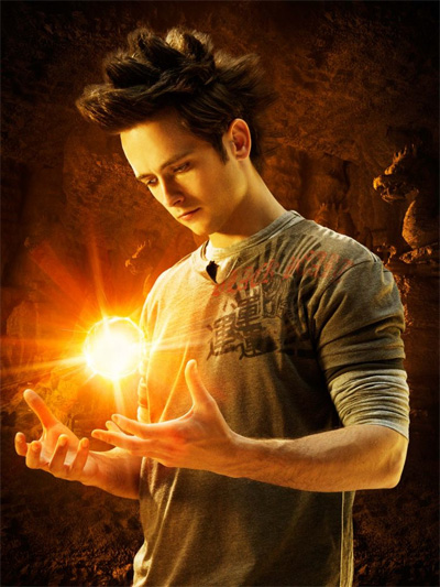 Dragonball Evolution: Is this guy stoned or what?