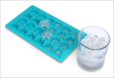 Ice Invaders Icecube Tray