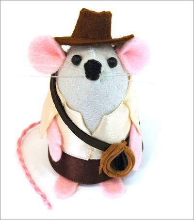 Indiana Jones Mouse