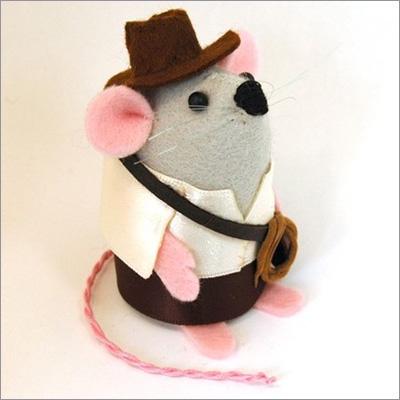 Indiana Jones Mouse