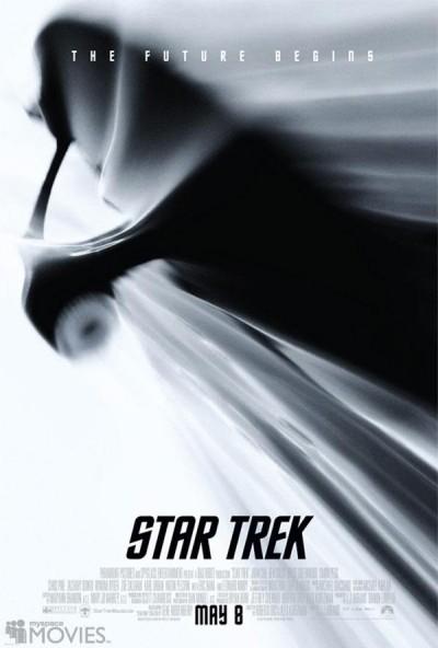 Star Trek XI Enterprise Poster