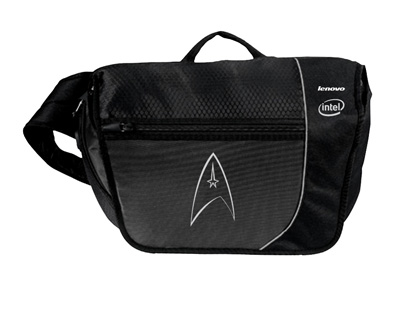 Lenovo Star Trek laptop bag