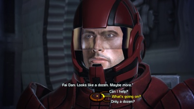 In game mass effect